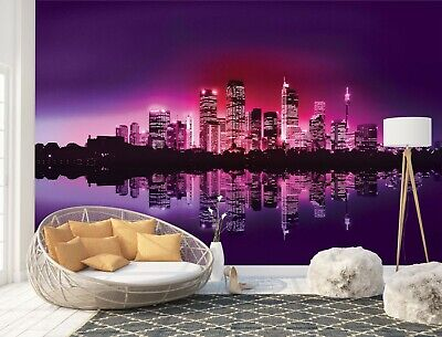 Wall Mural Photo Wallpaper Picture Easy-install City New York Skyline Skyscraper