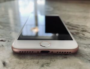 iPhone 7, Rose Gold, 128GB