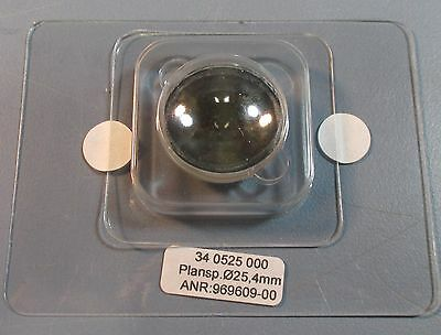 Plane Laser Quality Precision Mirror 34 0525 000 254mm Dia. 5mm Width New
