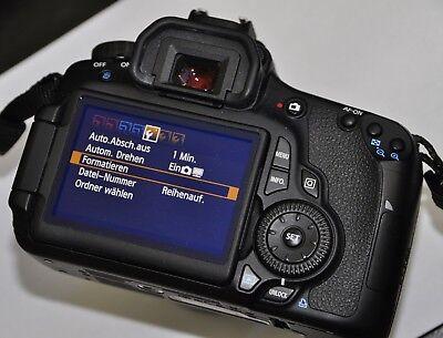 Canon EOS 60D 18.0 MP SLR-Digitalkamera, Canon Zoom Lens EF-S 18-55mm IS II Zoom Canon Eos Digital Slr