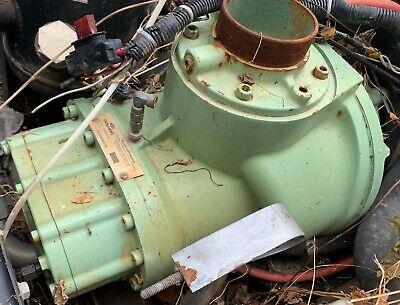 Sullair 185cfm Air Compressor End