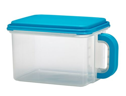 Mainstays Bulk Dry Food Storage Canister, 21 Cup