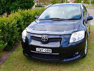 2009 Toyota Corolla Hatchback - EDGE - Limited Edition Long Jetty Wyong Area Preview