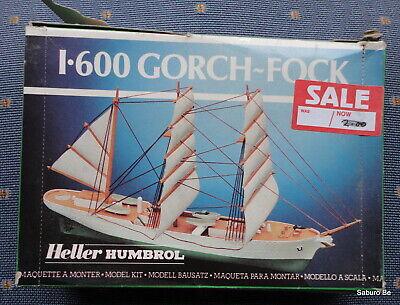 Heller  1/600 GORCH-FOCK