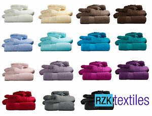 Luxury-100-Egyptian-Cotton-Towels-700-gsm-Hand-Bath-Sheet-17-Colours
