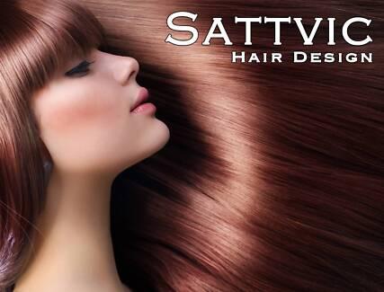 Sattvic Hair Design Kallaroo Joondalup Area Preview