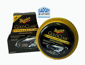 MEGUIARS GOLD CLASS CARNAUBA PREMIUM WAX PASTE - G7014