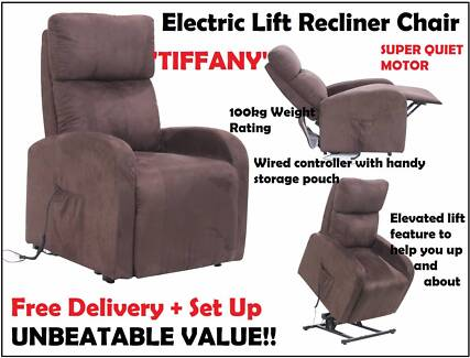 BRAND NEW Compact Electric Lift Recliner Chair FREE DELIVERYlift chair recliner   Gumtree Australia Free Local Classifieds. Electric Chair Repairs Gold Coast. Home Design Ideas