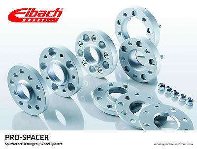 EIBACH SPURVERBREITERUNG für MERCEDES M-Klasse, GLK-Klasse VA 50mm / HA 60mm