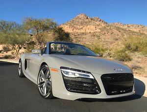 Audi R8 V10 Ebay