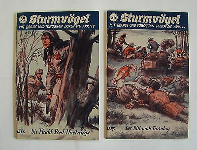 Sturmvögel (Freya, VK) Nr. 1-81 kpl. (Z0-2)