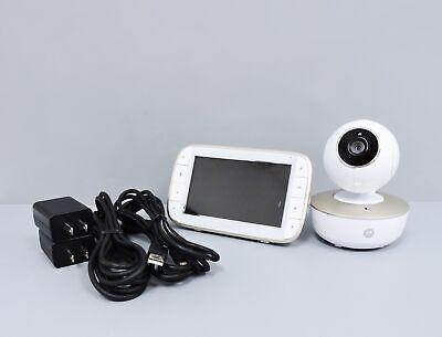 "Motorola Video Baby Camera with 5"" Monitor MBP855"