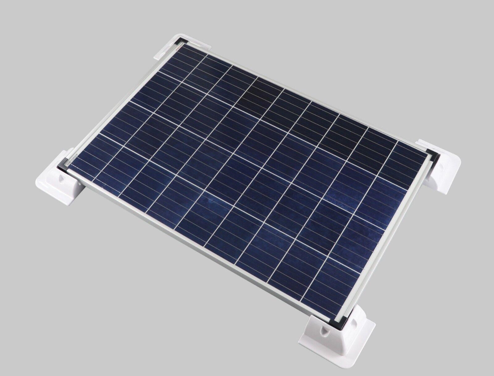 1a-innovation Inselanlage Solaranlage 100 Watt Solarpanel Photovoltaik Pforzheim Solartechnik