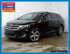 2013 Toyota Venza |LIMITED|AWD|TOITPANO|GPS|CUIR|3.5L+V6|