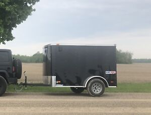 5x8 Utility Trailer Buy Or Sell Used Or New Cargo Trailers In