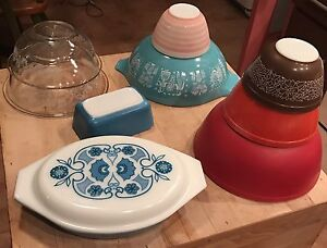 Pyrex lot $200 for all