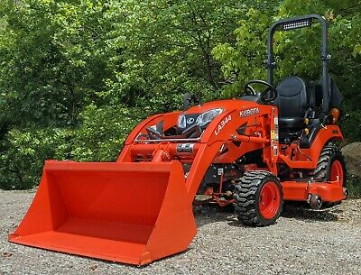 Kubota Bx2680 W Loader 60 Mower Deck - Only 127 Hours - Athens Oh