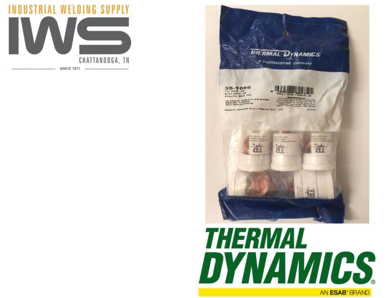 Thermal Dynamics 35-1056, Plasma part Tip 200 Amp 35-1056 5pk GENUINE OEM PARTS