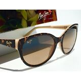 NEW* Maui Jim VENUS POOLS Tortoise POLARIZED Bronze Womens Sunglass HS100-10e