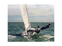 Javelin Sailing Dinghy