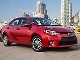 2015 Toyota Corolla LE AUTO AMHERST TOYOTA CERTIFIED