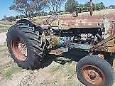 Fordson Major  Diesel tractor for sale
