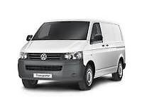 VAN & MAN - Available for courier/transport work, Own New VW Transporter, Also Cat 2 licence