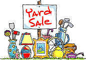 Yard Sale St. David's United Church