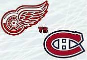 Billets (gris) + Bus Samedi 17 oct. 2015 Red Wings -Canadiens !