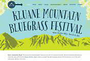 Kluane Bluegrass festival weekend pass for sale 2015