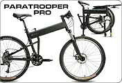 Montague Paratrooper Pro Folding Full-size Mountain Bike