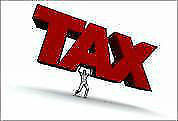 INCOME TAX SERVICES 20 % Off Tax Returns