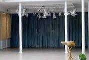 Rideaux de scène, Rideaux de théâtre à louer pour 140 $