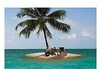 Travel companion wanted for trips abroad £0!