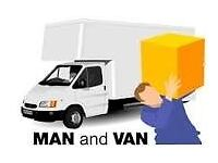LOW PRICE-SHORT NOTICE BOOKING, MAN &VAN REMOVAL SERVICE NORTH LONDON HOUSE REMOVALS, STUDENT MOVES
