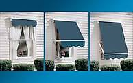 Sewing repairs to awnings/tents/canopies etc.