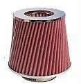 3 inch K&N Style racing air filter  ***25% OFF***