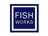 Chef de Partie - Fishworks - Marylebone, London - IMMEDIATE START - up to £24,000 per year