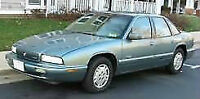 1995 Buick Regal Custom Sedan LOW KMS! Excellent
