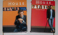 House DVDs season 2 and 3