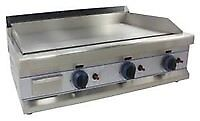 Griddle Gas 90cm LPG Catering equipment