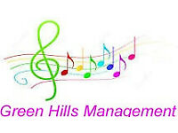 Green Hills management seeks record label for his New Soul-New Jazz Songwriter