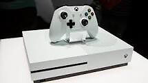 XBox 1s, as new, with controller. Unboxed. 500GB + HDMI