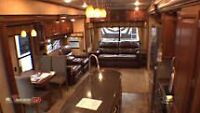 2015 LUXURY 41ft. 5th WHEEL for RENT