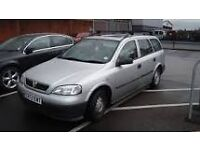 Vauxhall Zafira for spares or repairs