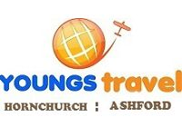Travel sales consultant job for our Ashford travel shop