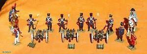soldats de plombs