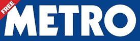 Nottingham City Centre Metro Distributor - weekdays - 7am-9.30am