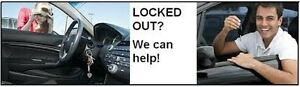 Vehicle Unlock Services 24 hrs a day