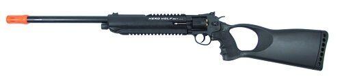 WG Head Wolf Full Metal CO2 Revolver Style Rifle